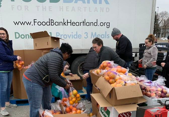 Letter to USDA: help food banks, reduce food waste